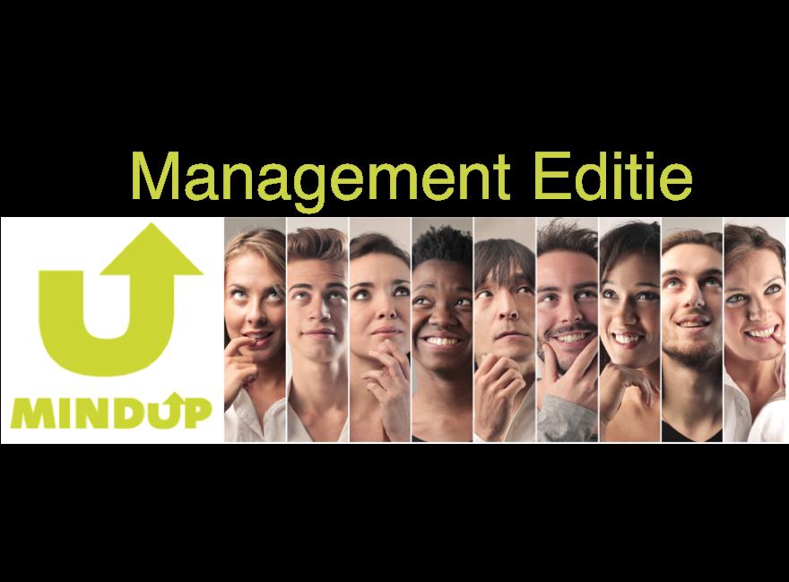 Course Image MindUp Situationeel Leiderschap [SEPT 2018] Management Editie